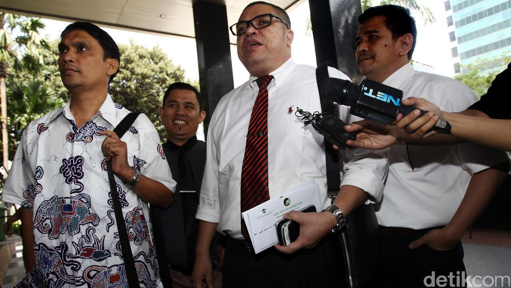 Siapkan Praperadilan, Razman Minta Kejelasan Status Tersangka Gatot ke KPK