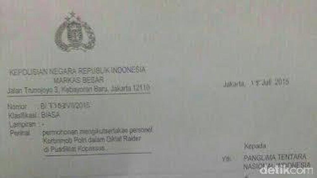 Brimob Minta Dilatih Kopassus, TNI: Boleh-boleh Saja