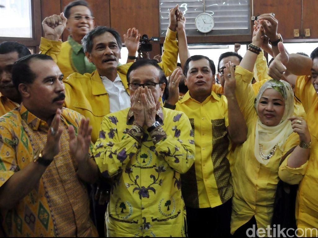 Dualisme Kepengurusan Partai Golkar, UU Parpol Digugat ke MK
