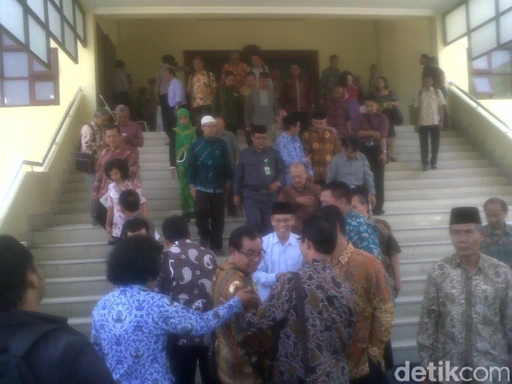Pastikan Situasi Aman, TNI, Polri dan Tokoh Lintas Agama Yogya Gelar Pertemuan