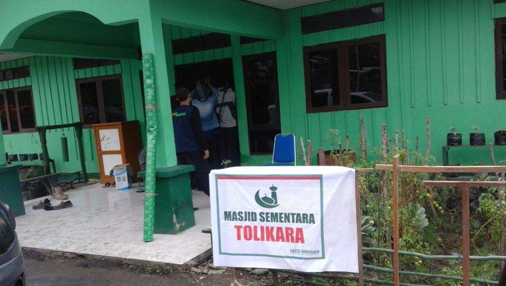 Salat Id di Tolikara Papua Berlangsung Aman
