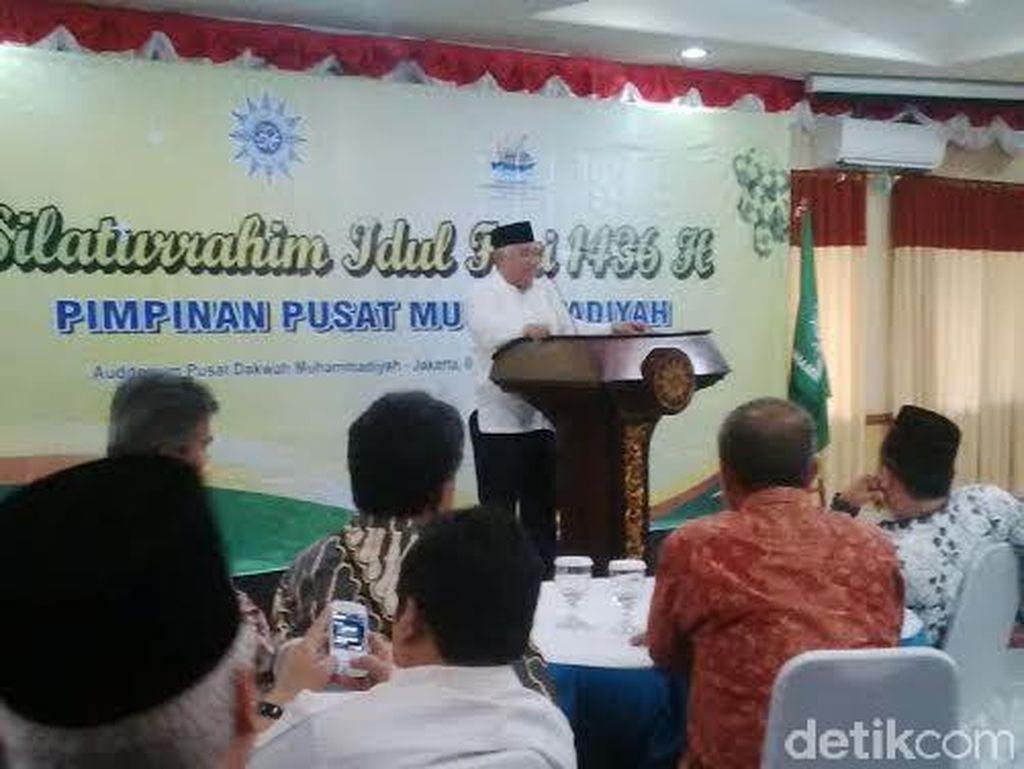 Din Syamsuddin: Jihad Konstitusi Adalah Amar Makruf Nahi Mungkar