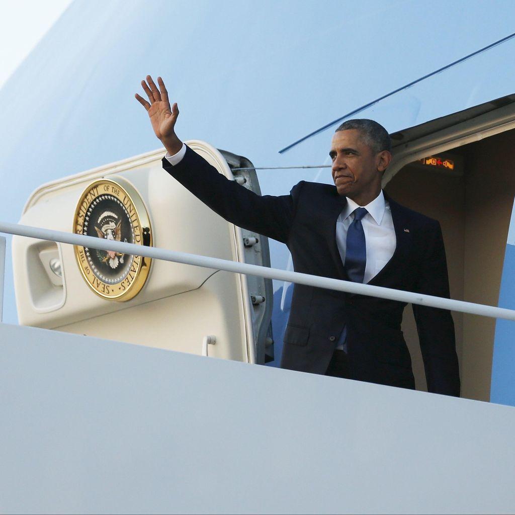 Obama Terbang ke Jerusalem Hadiri Pemakaman Shimon Peres