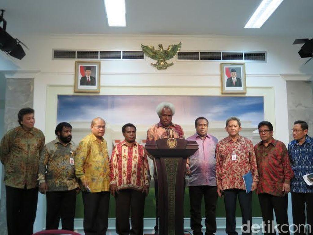 Empat Petinggi GIDI Tak Penuhi Panggilan Polda Papua
