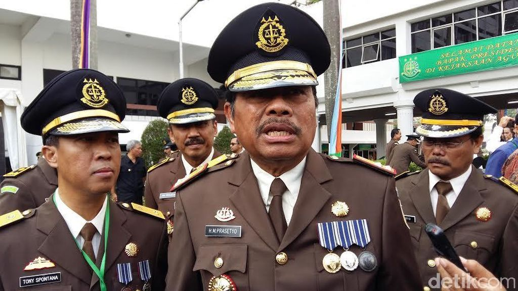 Dikritik Jokowi, Jaksa Agung: Itu Pesan Orangtua kepada Anaknya