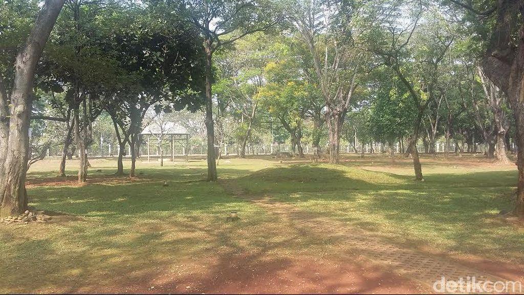 Antisipasi Kemarau, Ahok Minta Taman di Jakarta Rajin Disiram