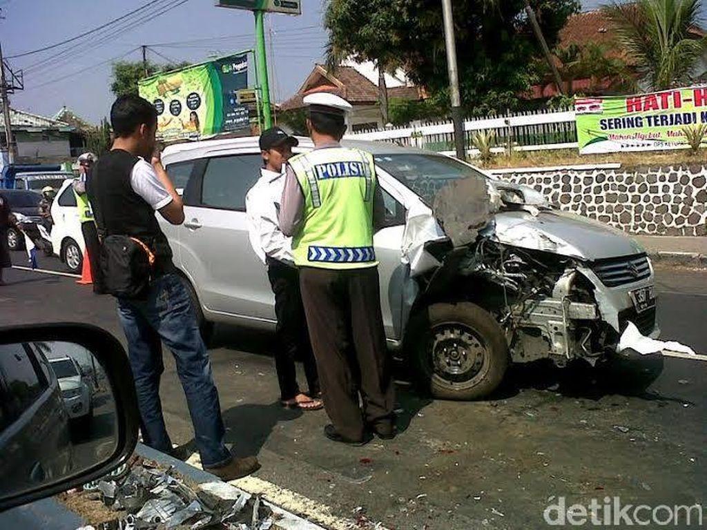 Angka Kecelakaan Arus Lebaran di Pantura Situbondo Menurun