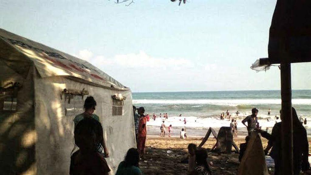 Tiga Warga Bogor Digulung Ombak Pantai Cisolok, Satu Masih Hilang