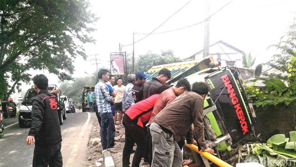 Kecelakaan Selama Mudik di Medan Meningkat 1 Persen