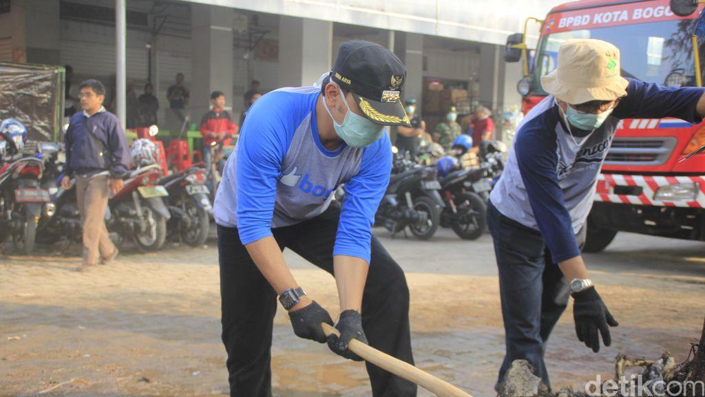 Pasar Anyar Bogor Ditata, Pusat Kuliner di Nyi Raja Permas Segera Dibangun