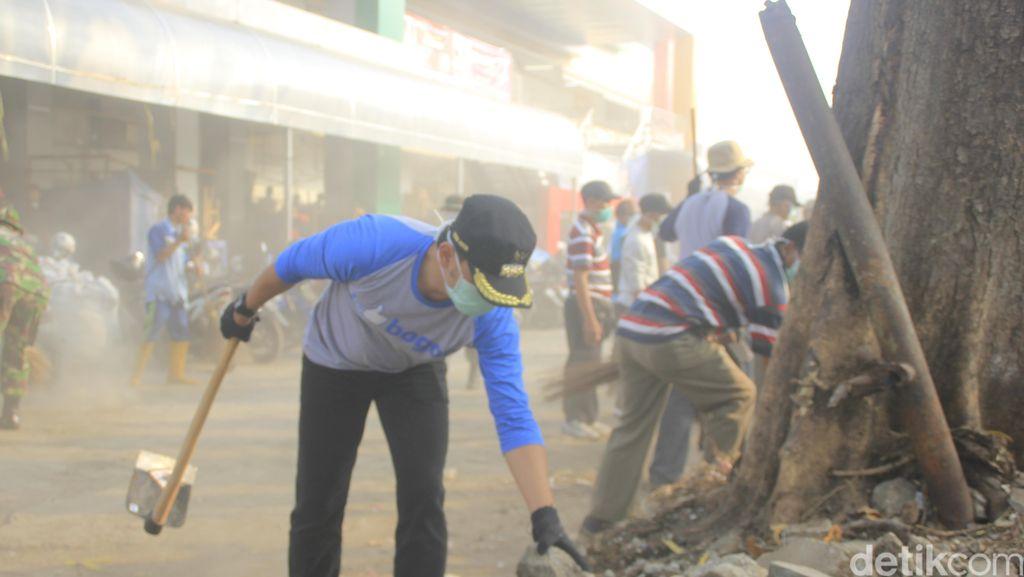 Bima: Kawasan Dewi Sartika Bogor Harus Tetap Bersih Siapapun Wali Kotanya!