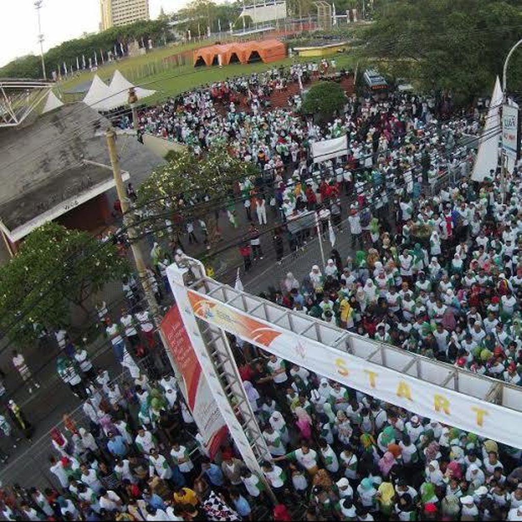 2.000-an Muktamirin Muhammadiyah Tiba di Makassar