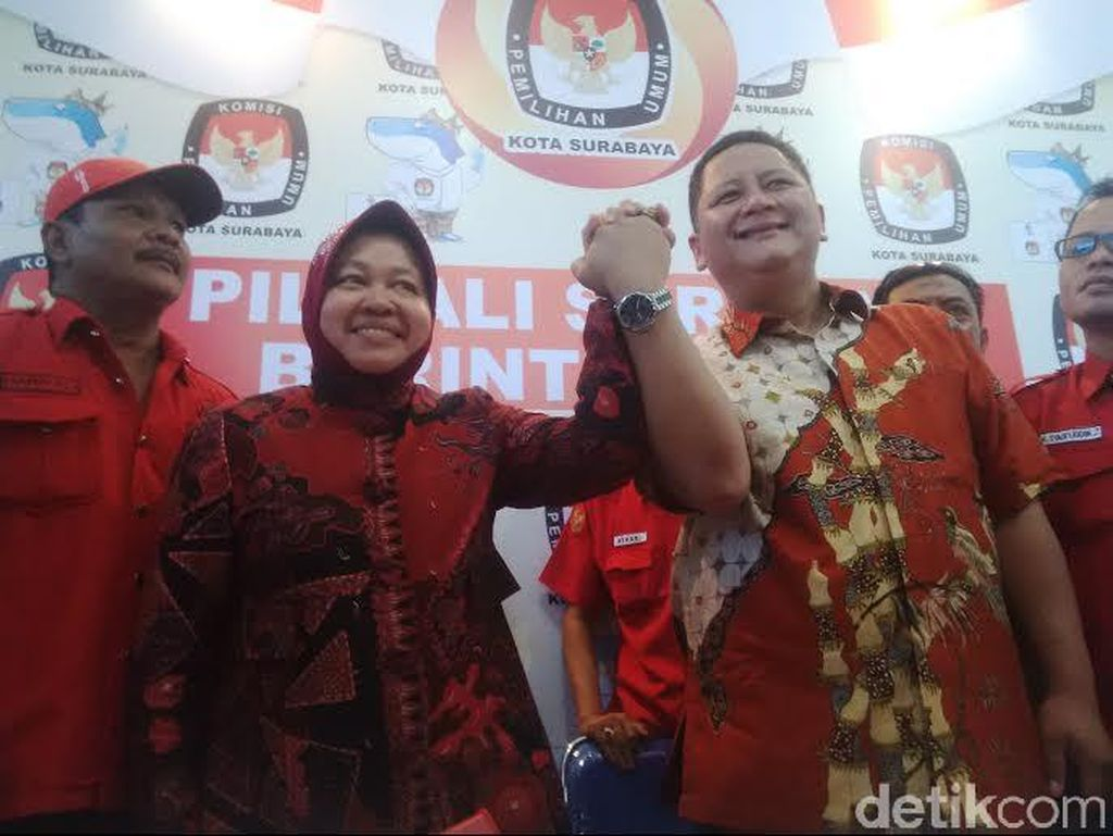 Koalisi Majapahit Tak Jelas, Gerindra Bantah Takut Hadapi Risma