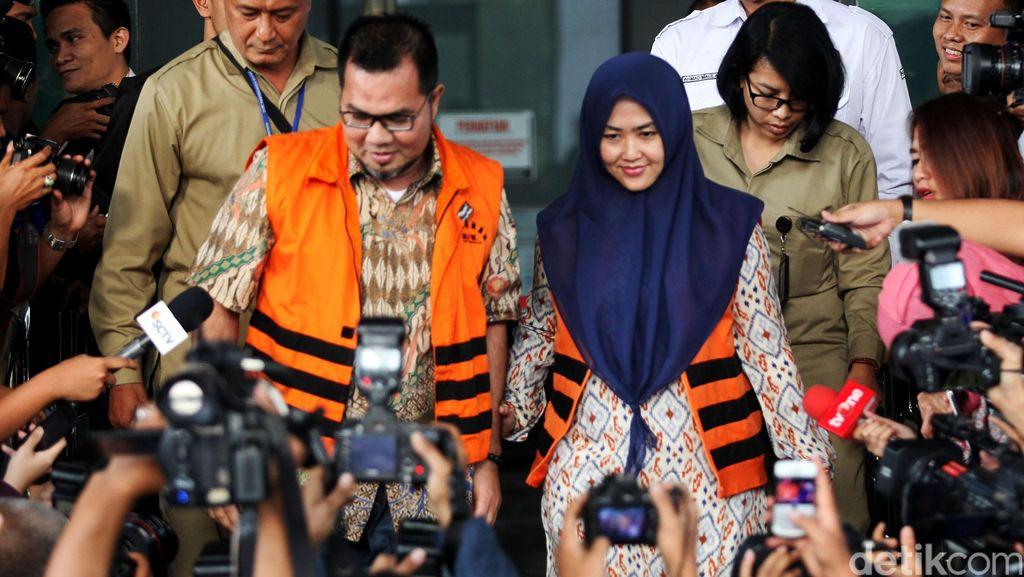 Selain Dituntut 6 Tahun, Penyuap Akil Mochtar Juga Dicabut Hak Politiknya