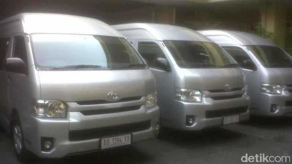 DPRD DIY Beli 4 Mobil Operasional Baru Rp 1,7 Miliar