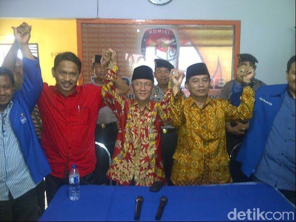 Diusung Koalisi PDIP-PD, Mantan Ketua MUI Situbondo Siap Tantang Incumbent