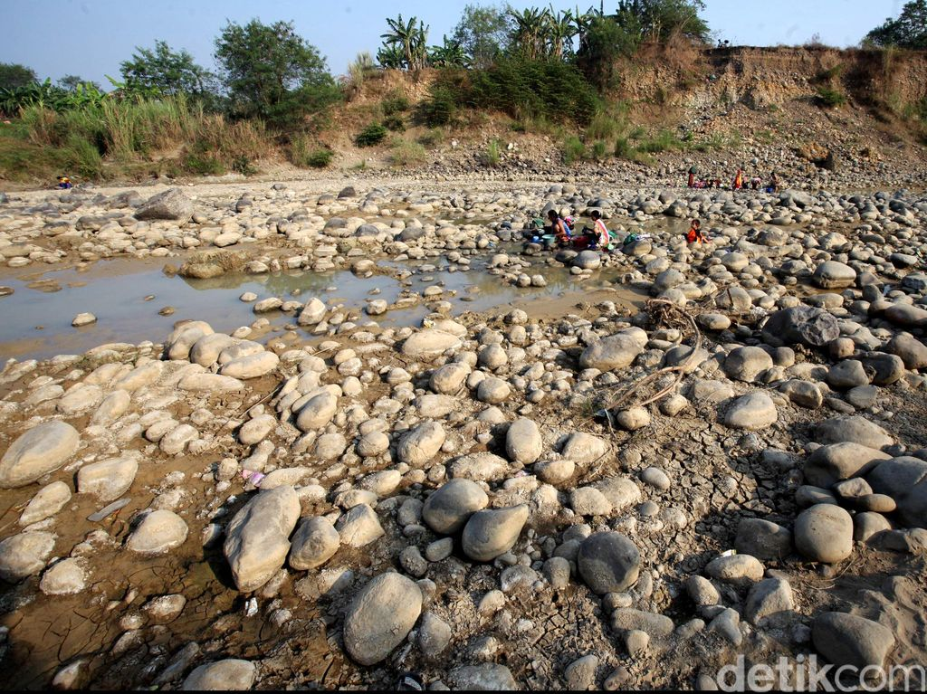Dampak El Nino, Ini Daerah yang Sudah 2 Bulan Tak Diguyur Hujan