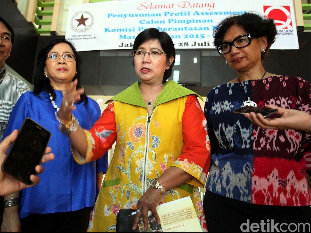 Pansel Telaah Hasil Profile Assesment Capim KPK, Integritas Jadi Prioritas