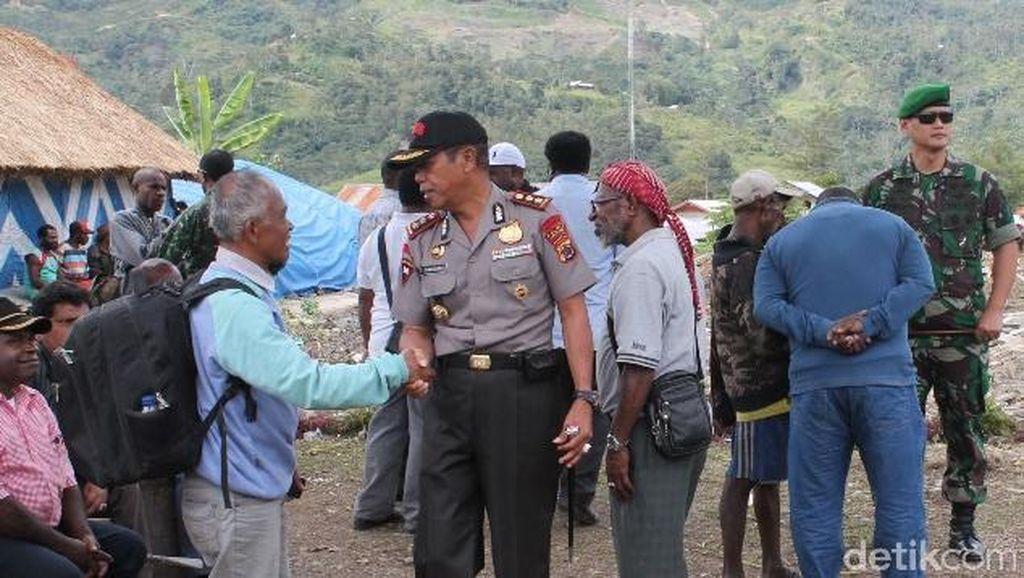 Pernyataan Pejabat Polri Tak Kompak Soal Alasan Pergantian Kapolres Tolikara