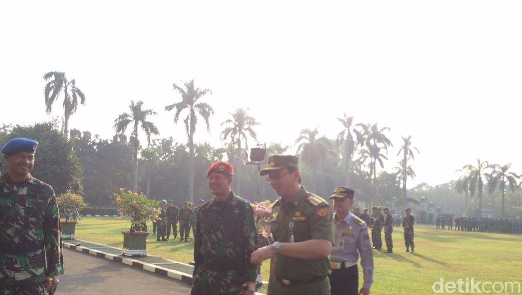 Harus Didukung Rencana Ahok Tingkatkan Kesejahteraan Prajurit TNI-Polri