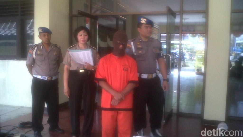 Sempat Buron, Wakil Kepala RS Bhayangkara Polda DIY Ditangkap di Jakarta