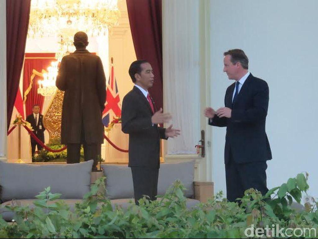 Polri Tingkatkan Kerjasama dengan Inggris Soal Terorisme dan Cyber Crime