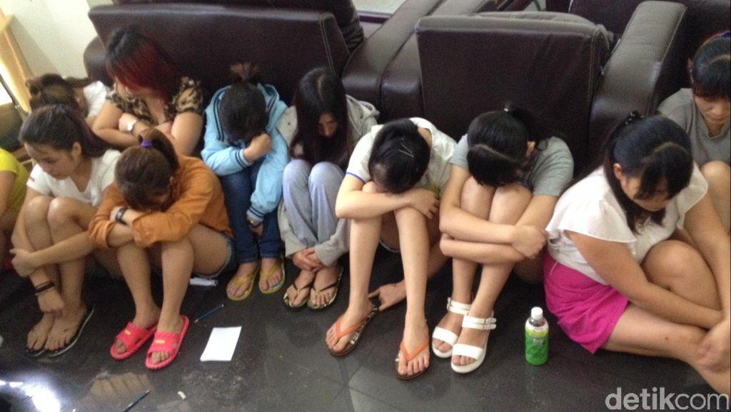 Polda Sumut Tangkap 31 WNA Diduga Pelaku Penipuan Online