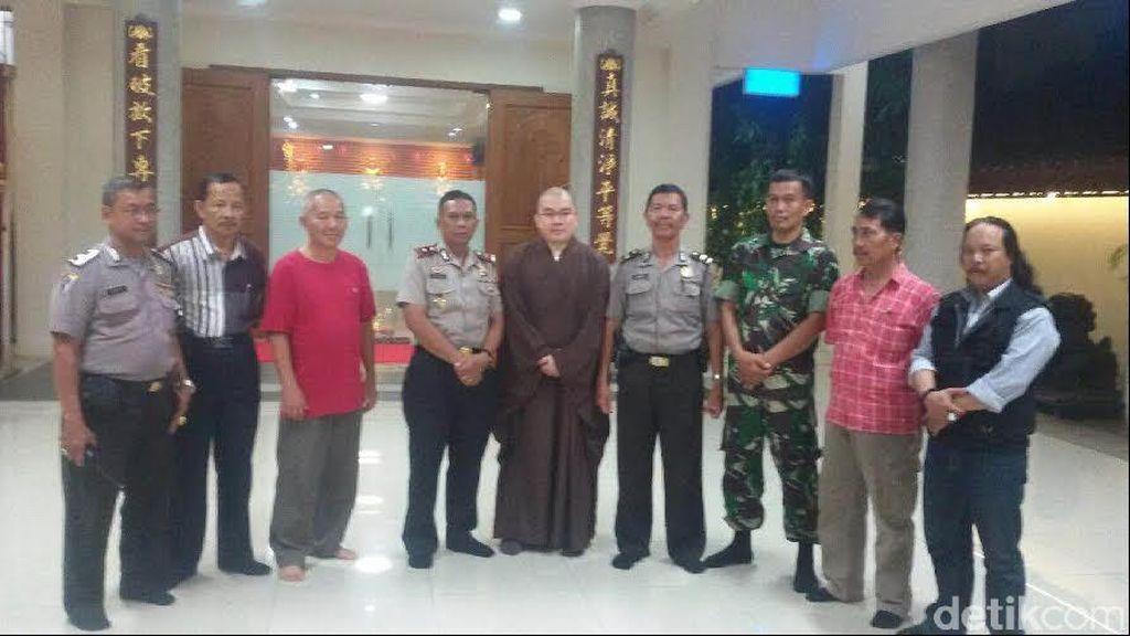 Cegah Kejadian Tolikara, Polisi dan TNI Duduk Bareng Umat Beragama