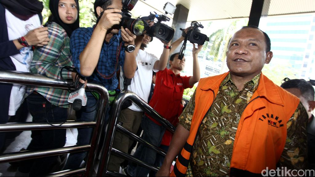 Tersangka Korupsi Minta MK Buka Peluang Praperadilan Tanpa Batas Waktu