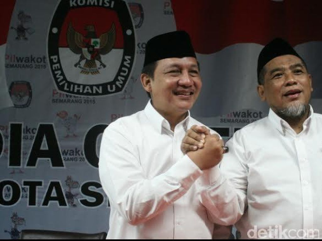 Sudahkah Cawalkot Semarang Soemarmo Buat Pengumuman Pernah Jadi Napi?