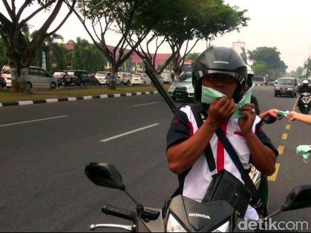 Satgas akan Segel Lahan yang Terbakar di Riau
