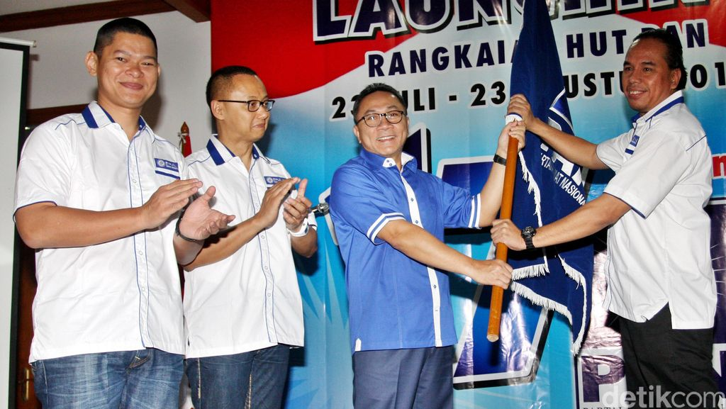Zulkifli Hasan Prediksi Ada 3 Koalisi Besar di Pemilu 2019