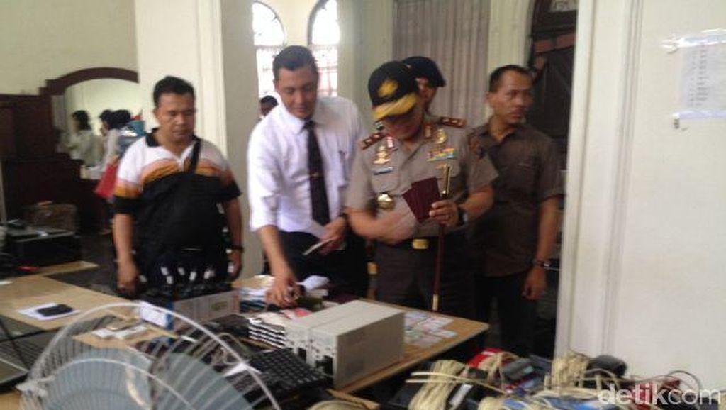 WNA Penipu Online di Medan Masuk Indonesia dengan Izin Kunjungan Wisata