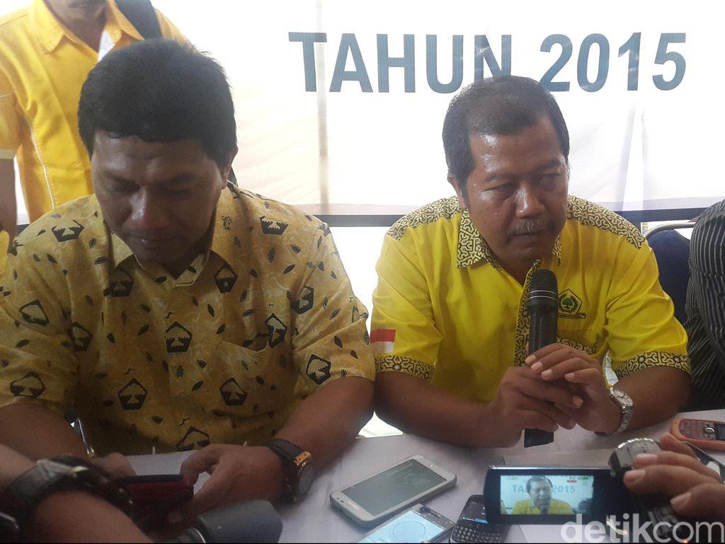 Lawan Anas-Yusuf, Ketua Golkar Banyuwangi Klaim Bukan Pelengkap Pilkada