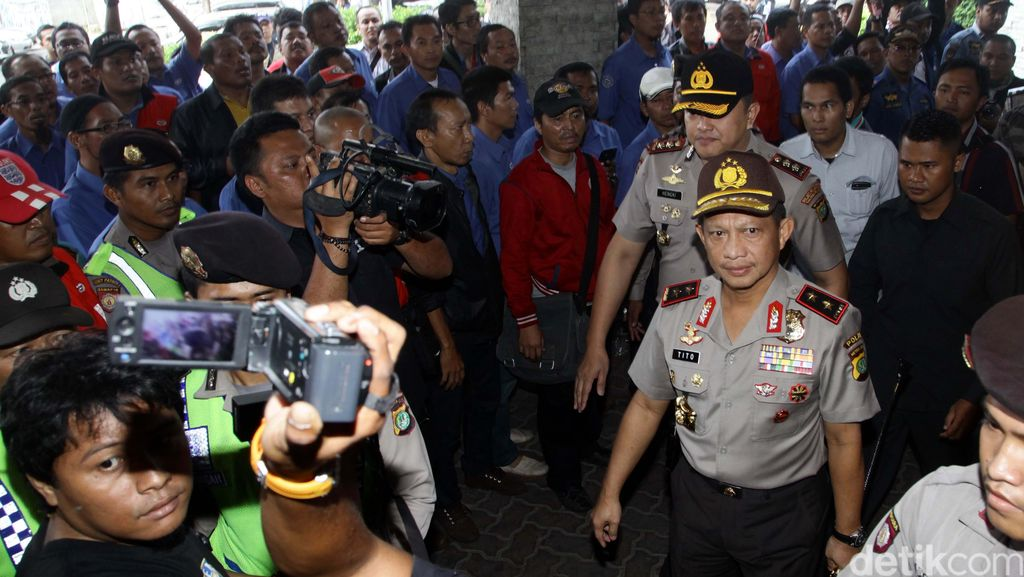 Izin Dwelling Time di Priok Bertumpuk, Polisi Usut 17 Instansi Lain