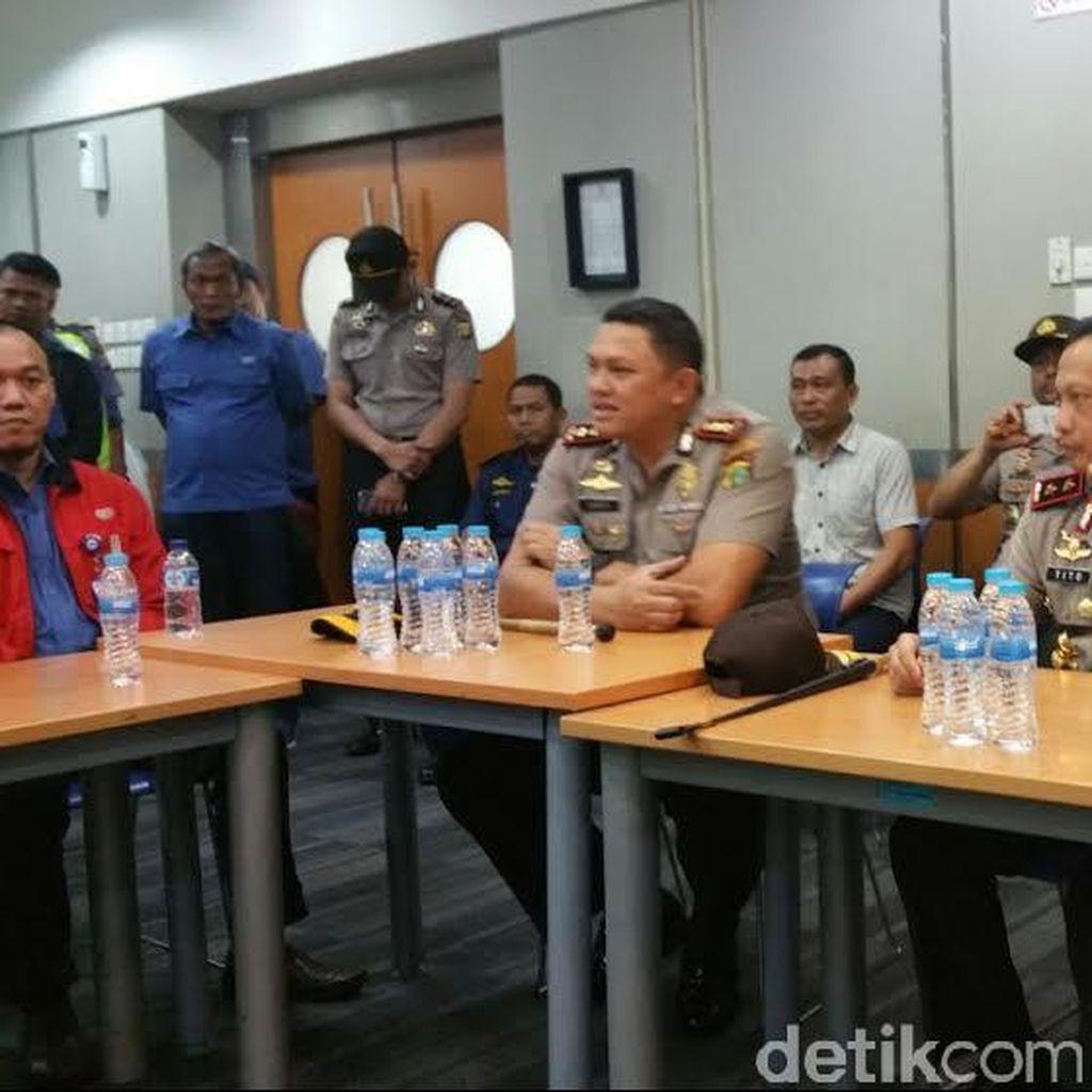 620 Polisi Bersiaga Antisipasi Demo Buruh di JICT Priok