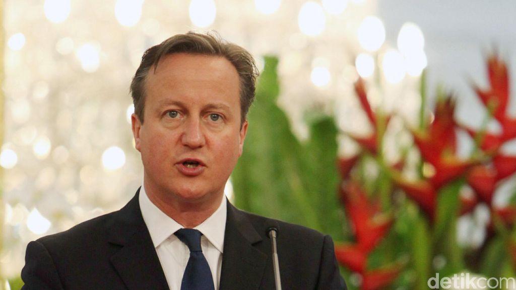PM Inggris Desak Presiden Putin Mengubah Arah Rusia di Suriah