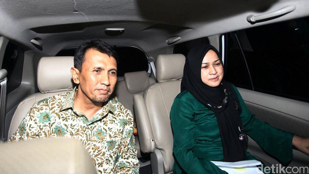 Perjalanan Kasus Suap Hakim PTUN Medan Hingga Berujung ke Gatot dan Evy