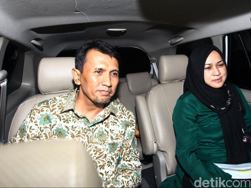 Gubernur Gatot Jadi Tersangka, PKS: Penegakan Hukum Harus Dijalankan