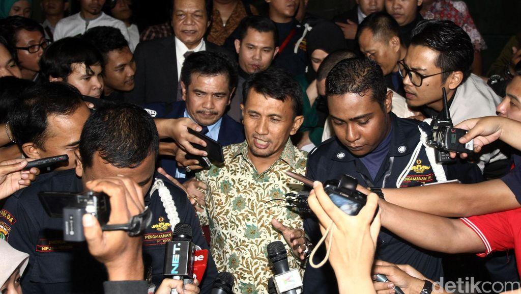 Jampidsus Datangi KPK, Ingin Bicarakan Soal Kasus Gubernur Gatot