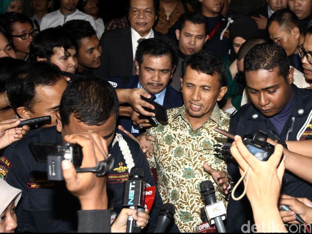 Kejagung Isyaratkan Periksa Gubernur Gatot di Kasus Bansos Sumut