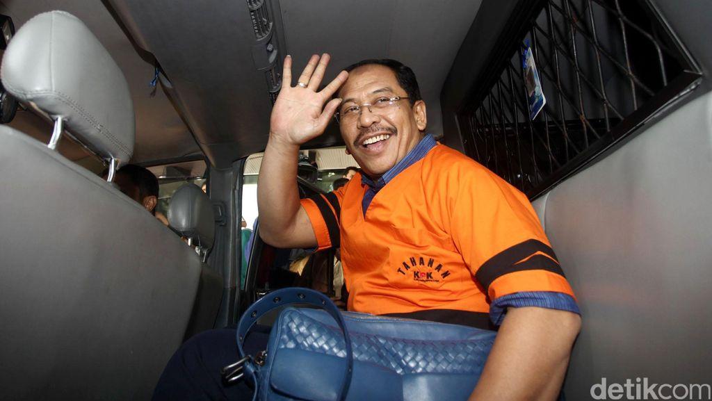 Eks Walkot Makassar Ilham Arief Didakwa Perkaya Diri Rp 5,5 Miliar