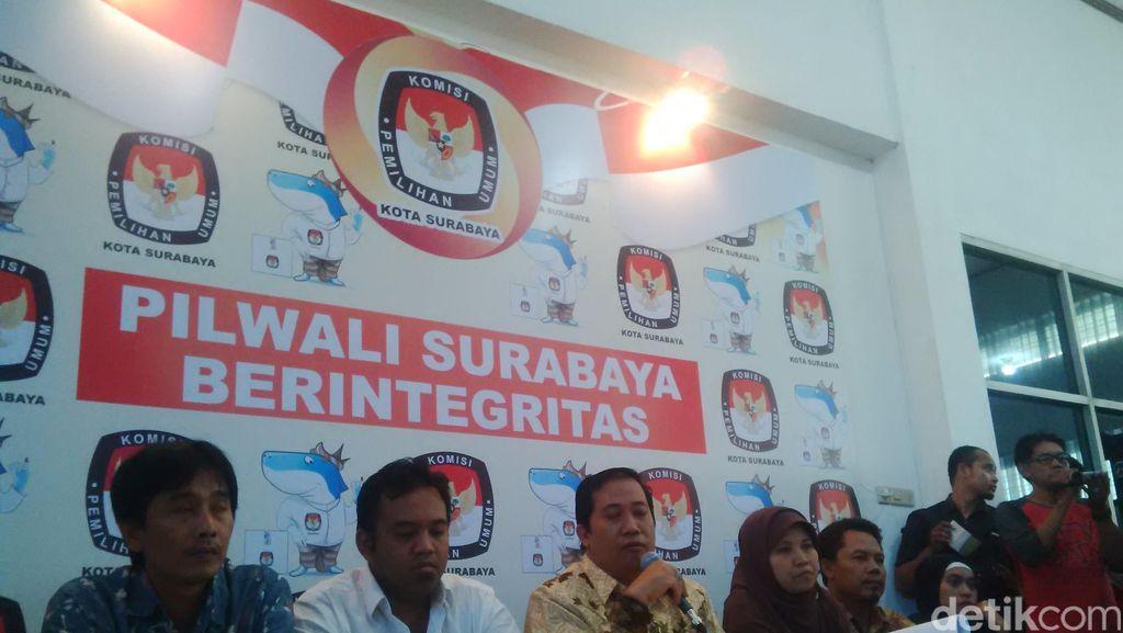 Tidak Masuk DPT, Warga Surabaya Bisa Coblos Dengan Tunjukkan KTP