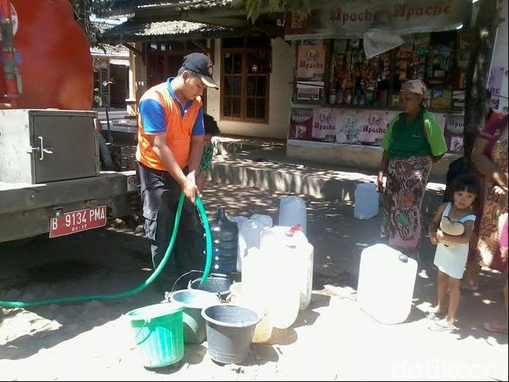 8.533 Jiwa di Situbondo Terancam Dampak Bencana Kekeringan