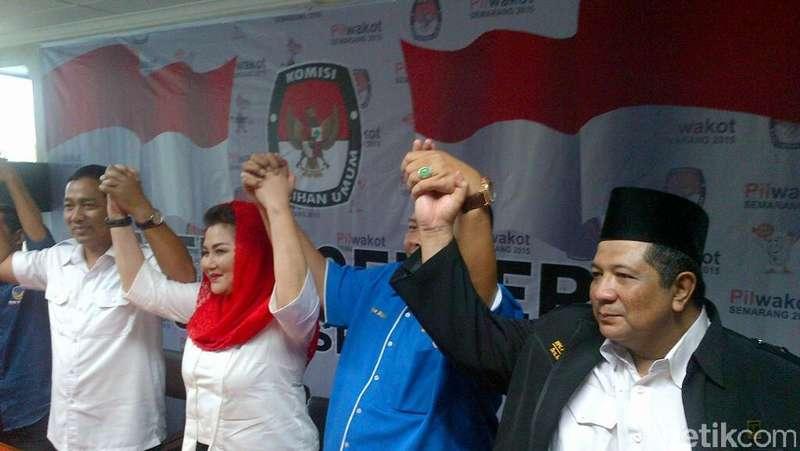 2 Kubu PPP Terbelah di Pilwalkot Semarang, Dukung 2 Bakal Calon Berbeda
