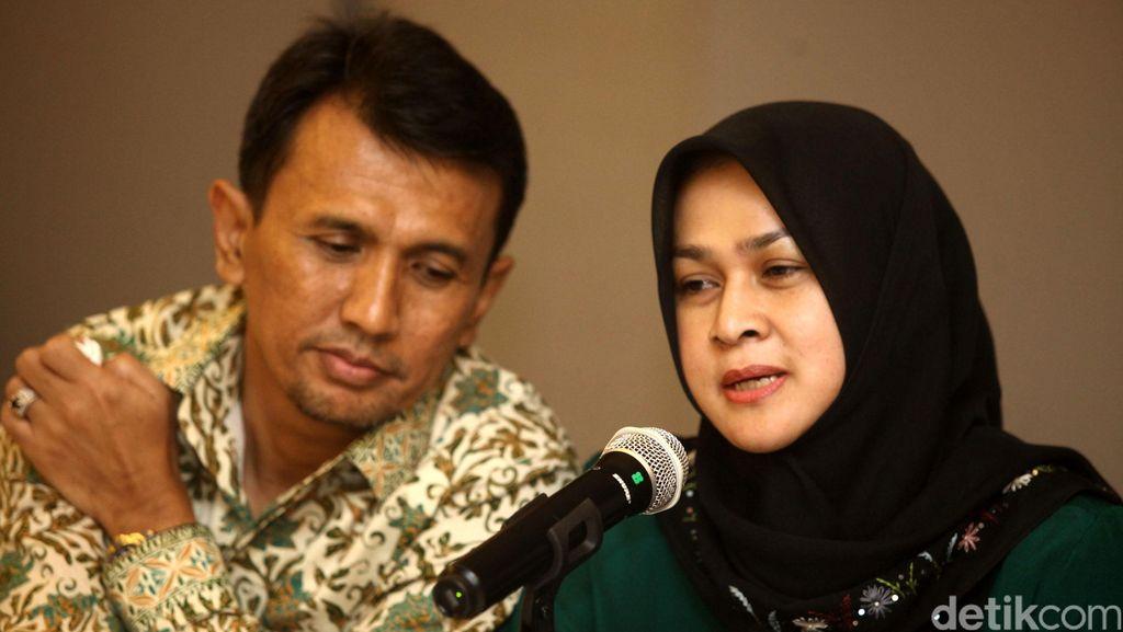 Pernyataan Terbuka Gubernur Gatot Soal Poligami dengan Evy