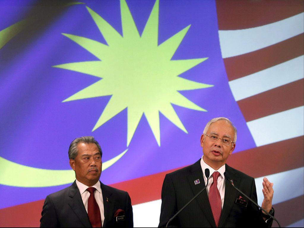 Dikritik Soal Skandal Korupsi 1MDB, PM Najib akan Copot Wakilnya