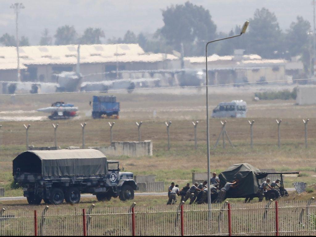 Bertempur Melawan ISIS, Turki Cari Dukungan dari NATO