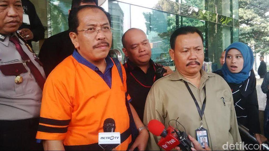 Usai Diperiksa KPK, Eks Wali Kota Makassar: Saya Bersyukur Prosesnya Selesai