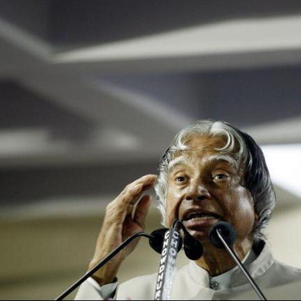 Mantan Presiden India APJ Abdul Kalam Tutup Usia